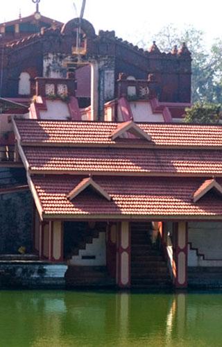 Sree Ramaswamy Temple, Thiruvangad