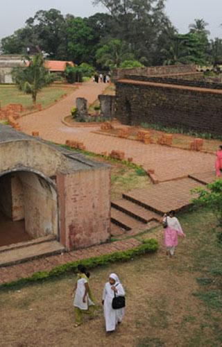 St. Angelo's Fort, Kannur