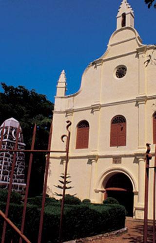 St. Francis Church, Ernakulam