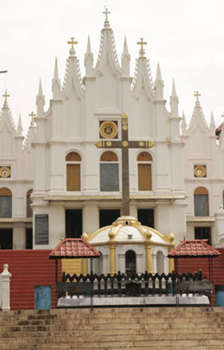 St. George's Church, Puthupalli