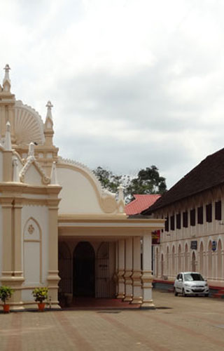 St. Mary's Church, Kudamaloor