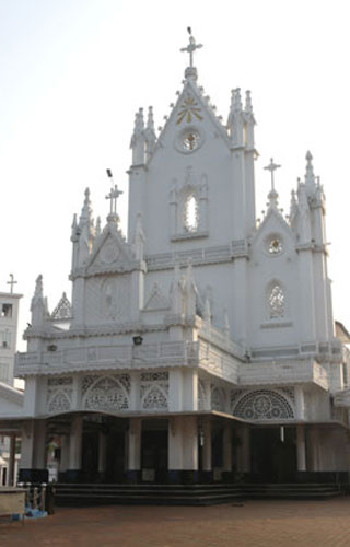St. Mary's Church, Manarcad