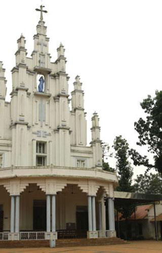 St. Mary's Forane Church, Athirampuzha