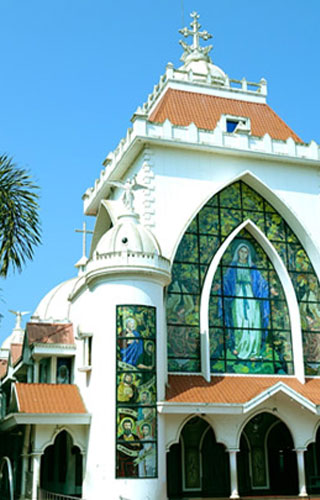 St. Mary's Forane Church, Taliparamba