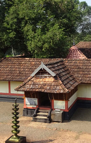 Sun Temple at Adityapuram, Kottayam