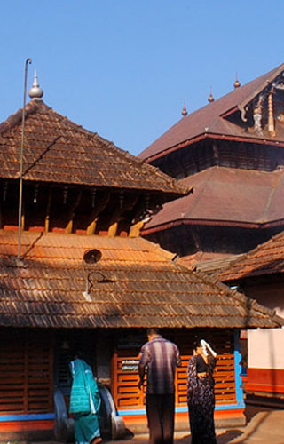 Tali Temple in Kozhikode