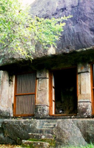 The Cave Temple at Kottukal, Kollam
