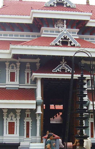 Thiruvambady Temple, Thrissur