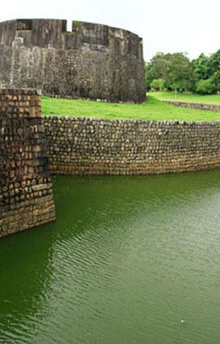 Fort de Tipu à Palakkad