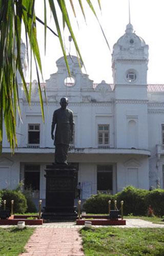 Town Hall, Thrissur