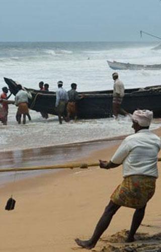 Valiathura Beach, Thiruvananthapuram
