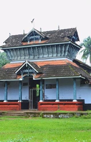 Vettakkorumakan Temple, Nilambur