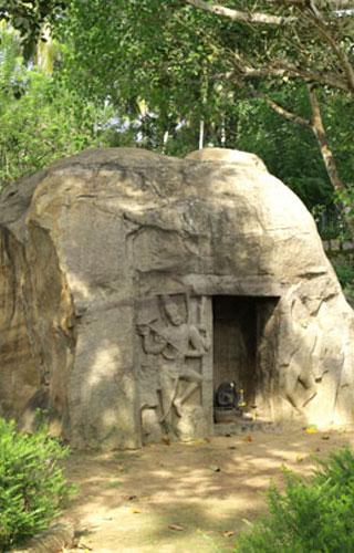 விழிஞ்சியம் குகைக்கோவில், திருவனந்தபுரம்