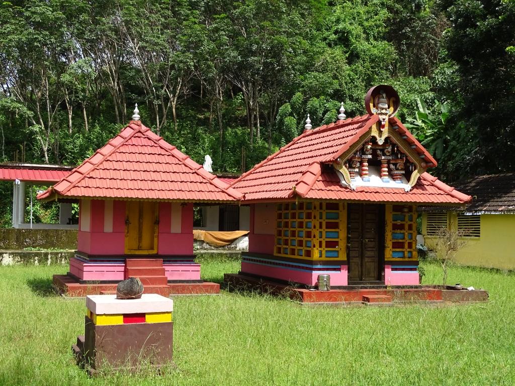 Andol Kunnummal Puthiyarakkaal Cheralath Bhagavathy Temple