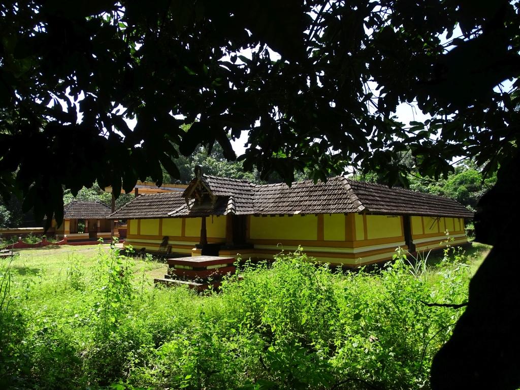 Chamakkavu Temple