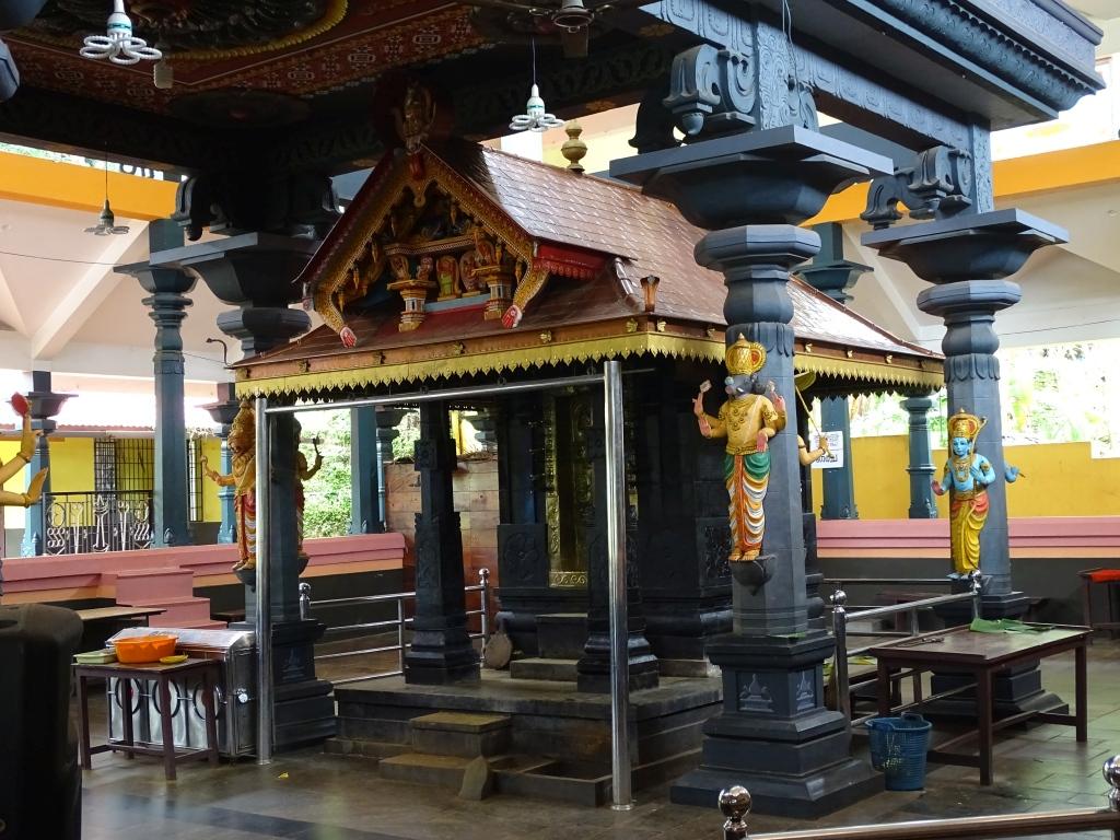 Cheemeni Sree Vishnumoorthy Temple