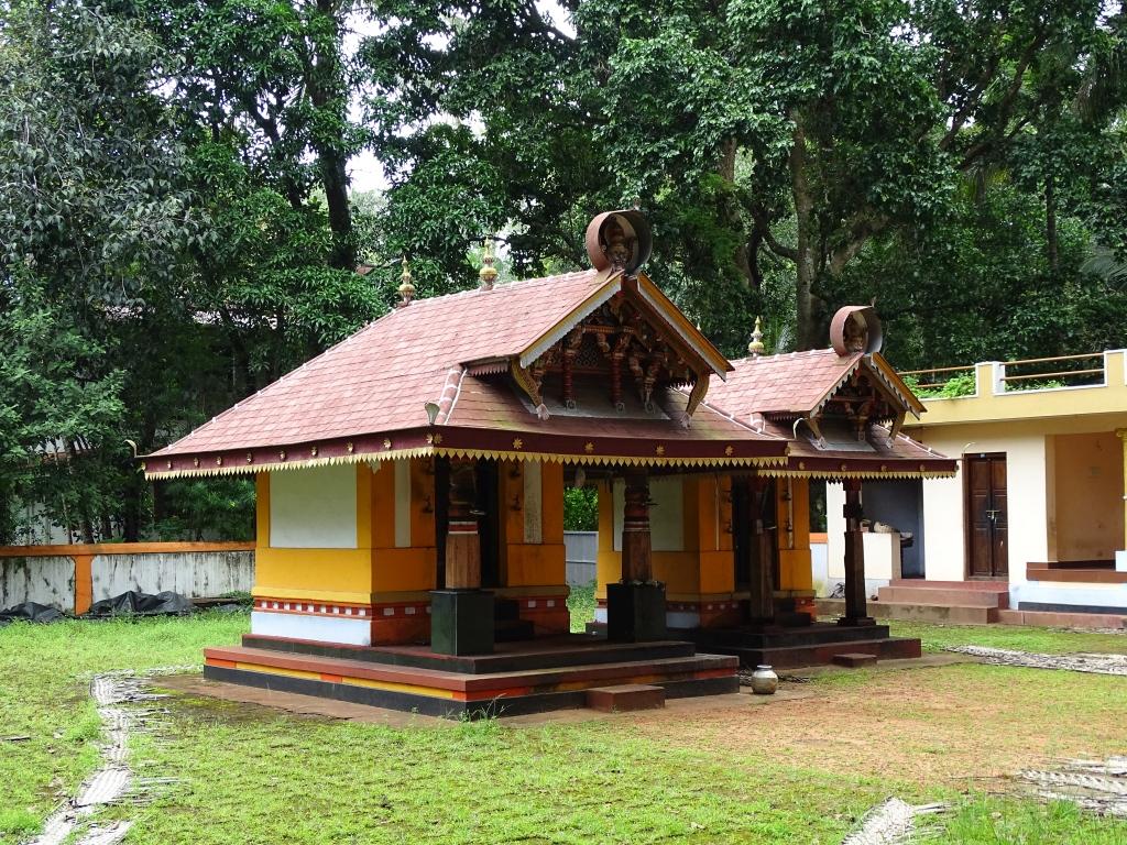 Koottathilara Sree Vishnumoorthy Temple