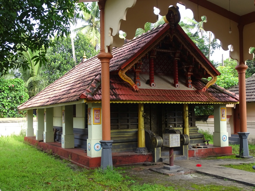 Madappally Someswari Temple