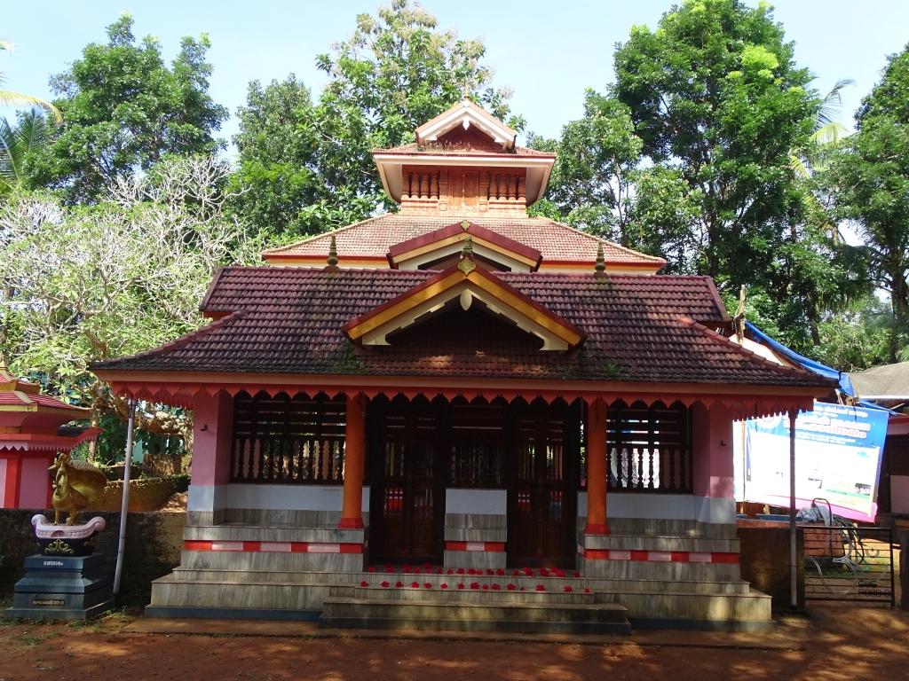 Sree Chamundeswari Temple