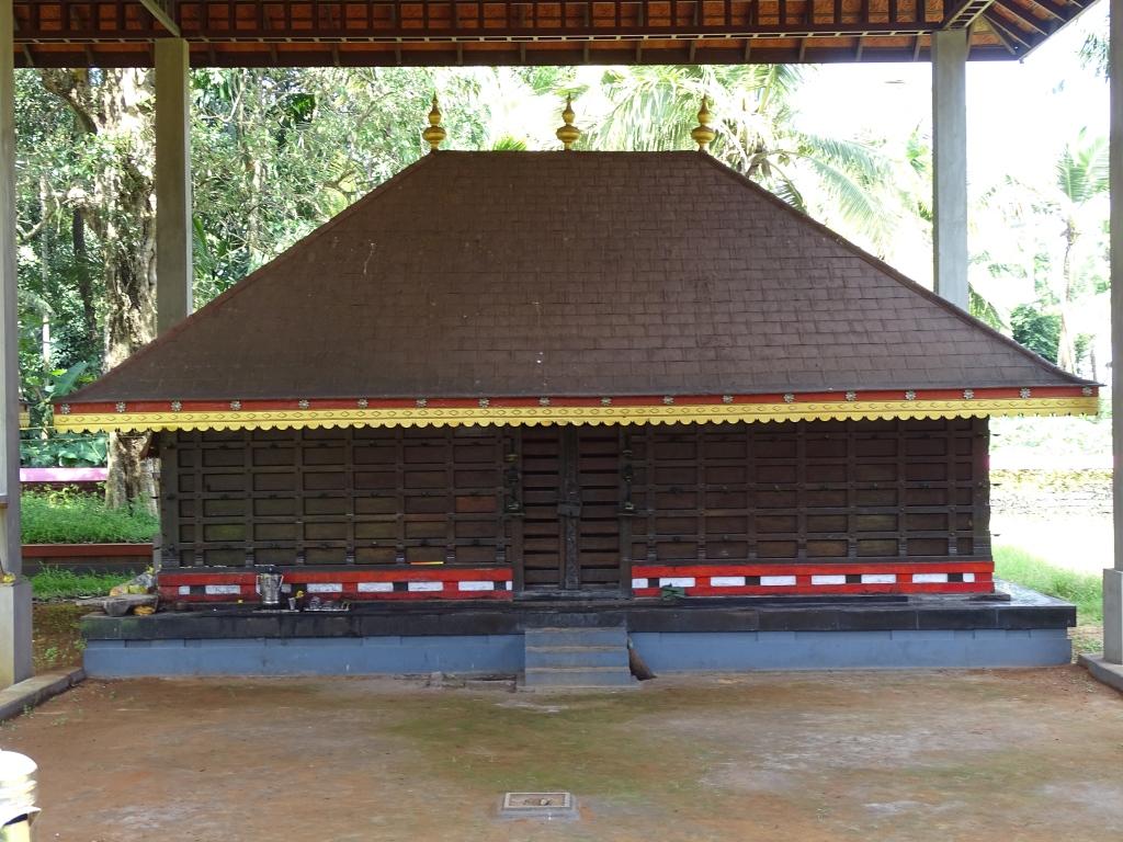 Sree Kudakkath Kottanachery Temple