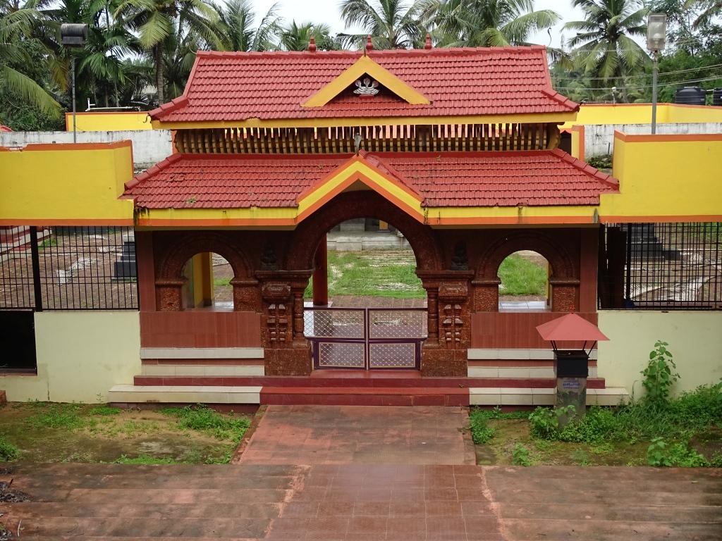 Sree Nagacherry Bhagavathy Temple
