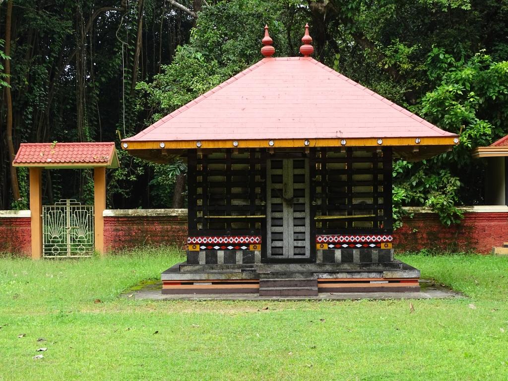 Sree Olavara Mundyakavu Temple