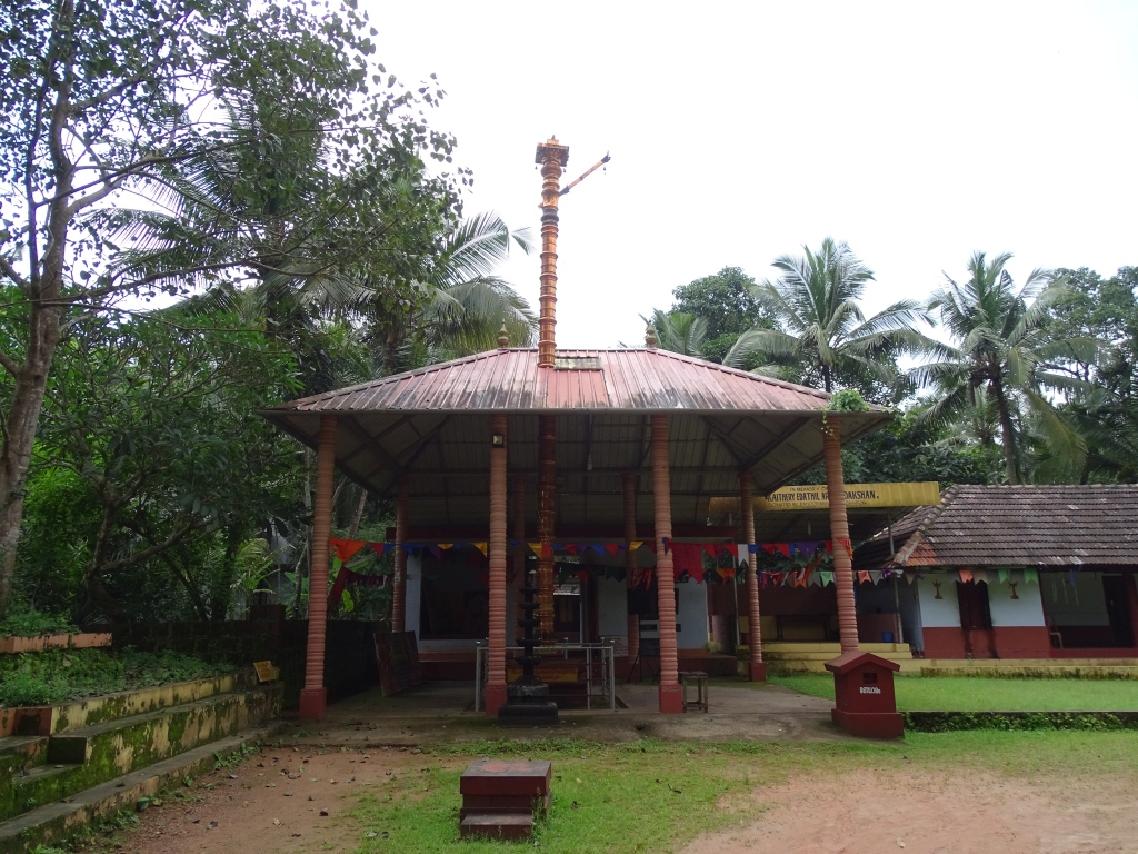 Sree Kaitheri Edam Bhagavathy Temple