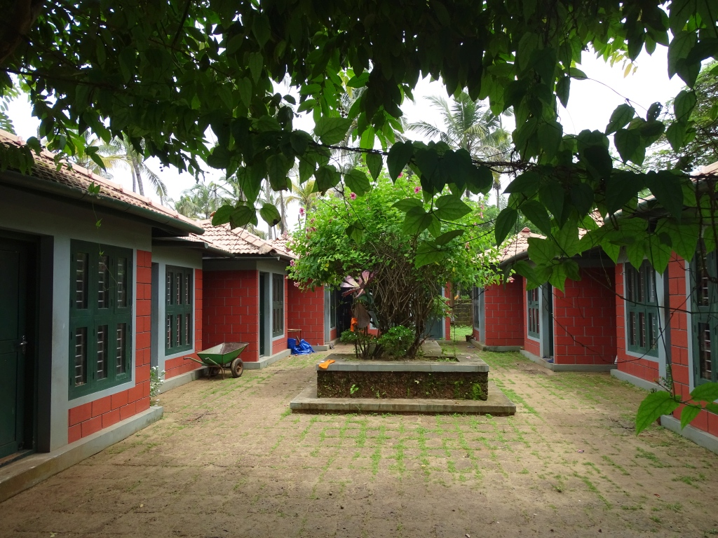 Cottages Inside Bekal Fort Beach Park