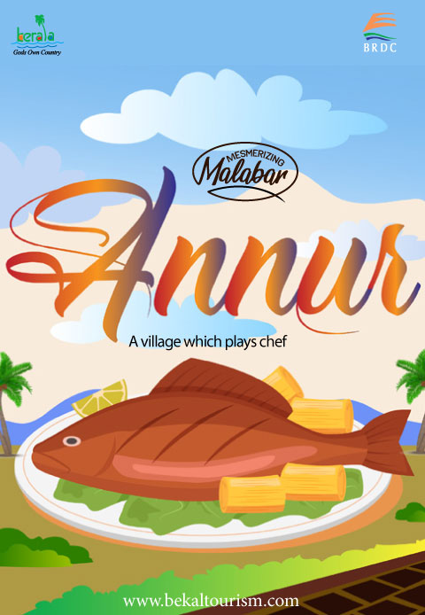 Annur, a Village which Plays Chef