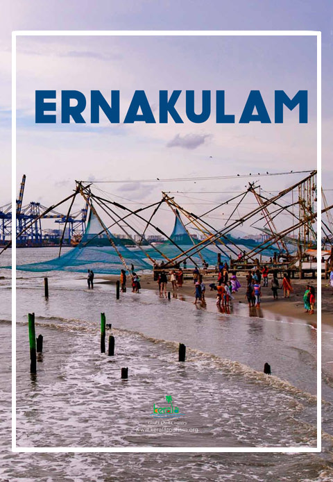 Ernakulam, a Unique Blend of Heritage and Modernity