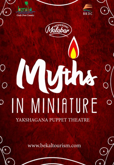 Myths in Miniature - Yakshagana and Puppet Theatre