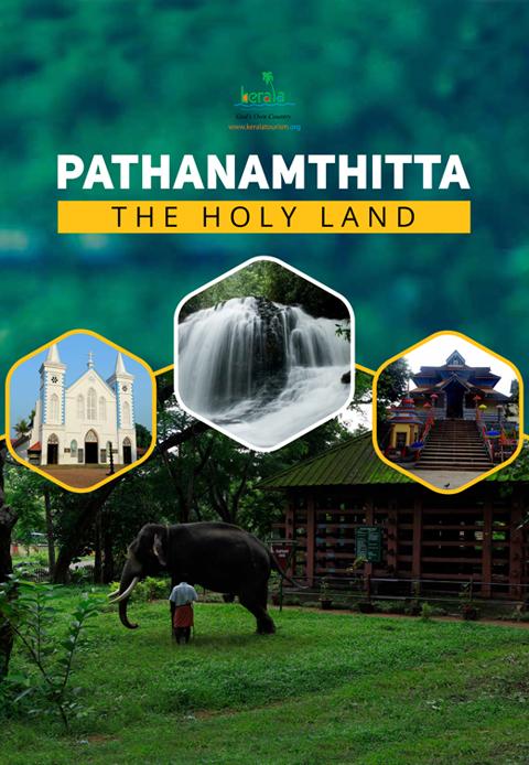 Pathanamthitta, the Holy Land
