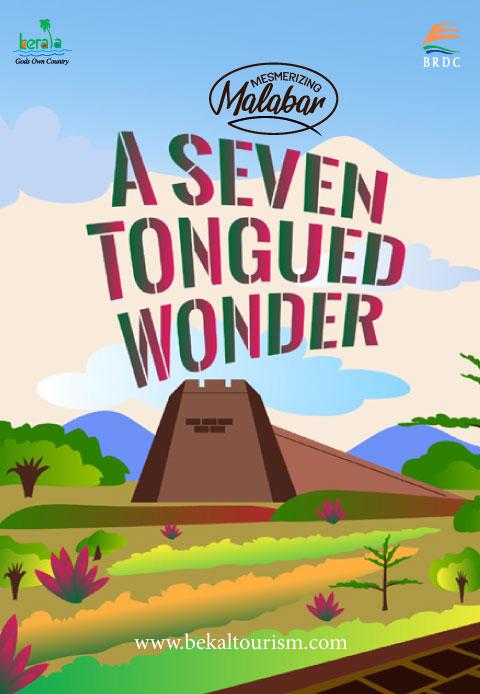 Kasaragod, a Seven Tongued Wonder