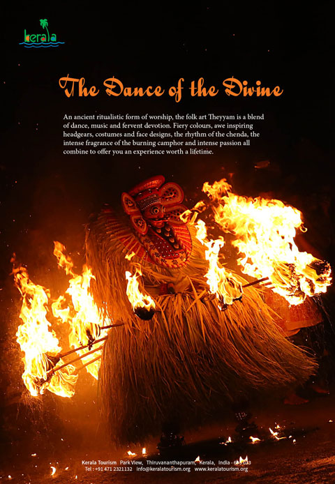 Theyyam, the Dance of the Divine
