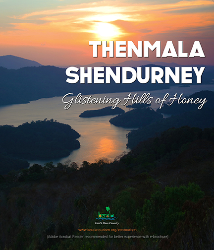 Thenmala Shendurney - Glistening Hills of Honey