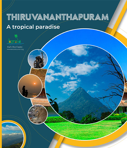 Thiruvananthapuram, A Tropical Paradise