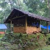 A small temple at Paruva-Kandath region