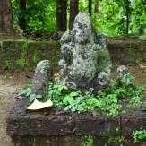 An ancient idol, Thodikkulam Temple