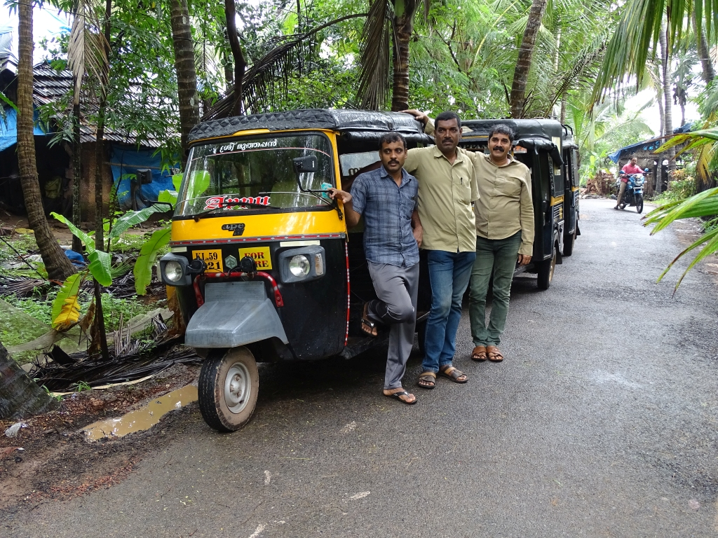 Auto Stand at Thuruthi