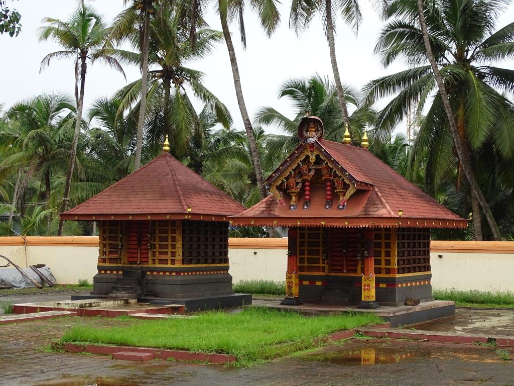 Sree Nilamangalath Bhagavathi Temple