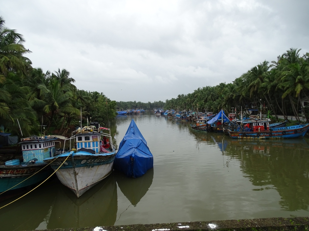 Thuruthi Boat Jetty