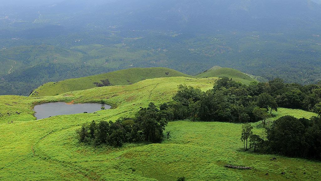 Chembra Peak -western ghats trekking
