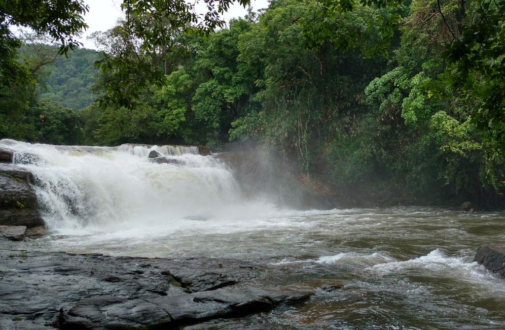 Thommankuthu Falls, Kerala