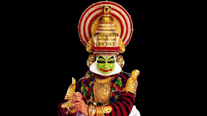 Kutiyattam - the ancient Sanskrit theatrical artform of Kerala