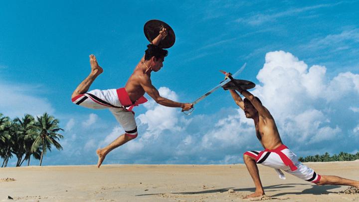 Kalaripayattu -the traditional martial art form of Kerala | Kerala Tourism