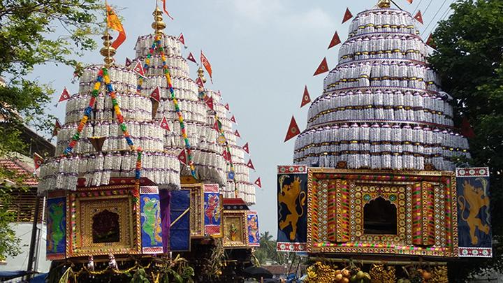 Kalpathi Ratholsavam Festival of Kerala