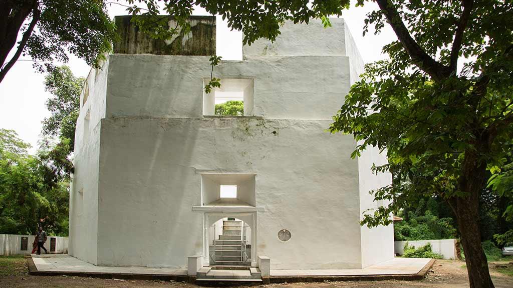 Pallipuram Fort- A Passage through Time