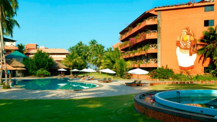 Best Four-Star Hotel - Uday Samudra Leisure Beach Hotel & Spa