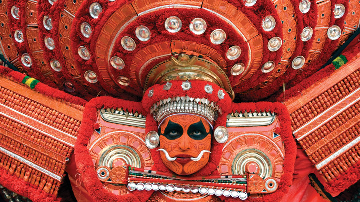The Dance of the Divine - Theyyam as an artform or Kerala