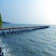 Thalassery Kadalpalam - Walk into the Sea